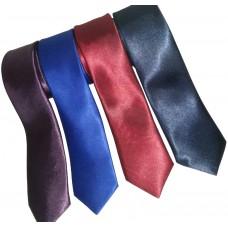 Plain Men's Tie
