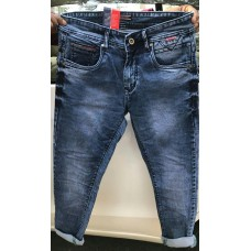 Lycra_Dobby_Slim Fit_Imported_Denim_jeans