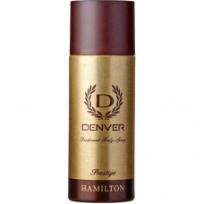 Denver Prestige Deodorant Hamilton For Men(165ml) (165ml)