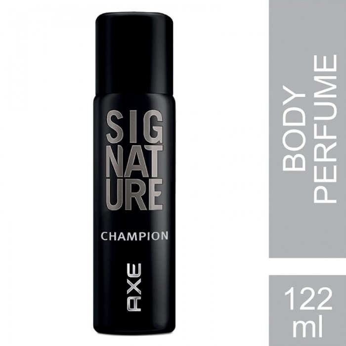 Axe Signature Body Perfume Champion 122ml
