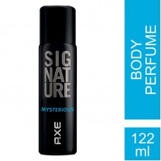 Axe Signature Body Perfume Mysterious (122ml)