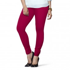 Women's Pink Lycra Leggings