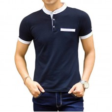 Mens T-shirt blue