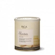 Rica White Chocolate Liposoluble Wax For Dry Skin(800ml)