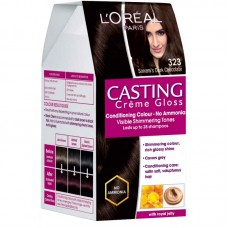 L'Oreal Paris Casting Creme Gloss Hair Color - 300 Darkest Brown