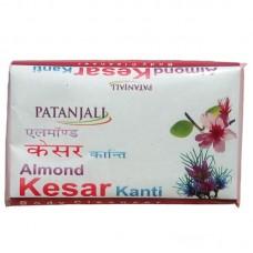 Patanjali Almond-Kesar Kanti Body Cleanser (75gm)