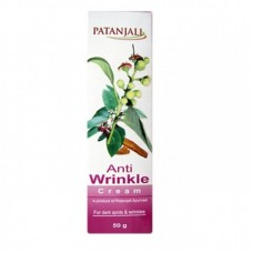 Patanjali Anti Wrinkle Cream (50gm)
