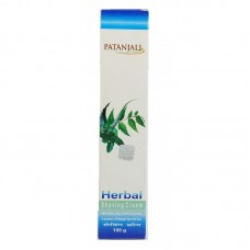 Patanjali Herbal Shaving Cream (100gm)